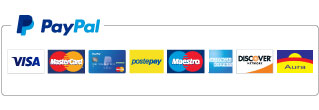 logo paypal carte